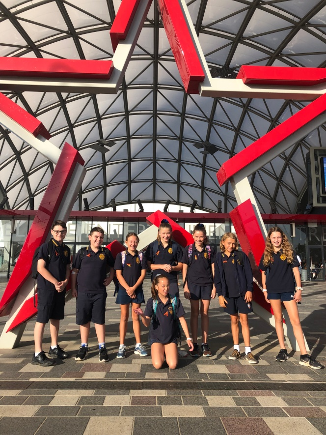 Young Leaders take part in leadership conference at Adelaide Entertainment Centre