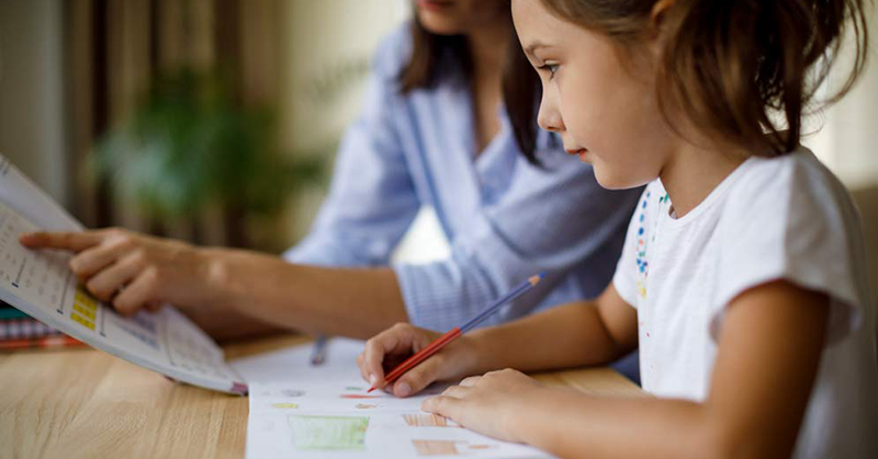 Home Learning Packages