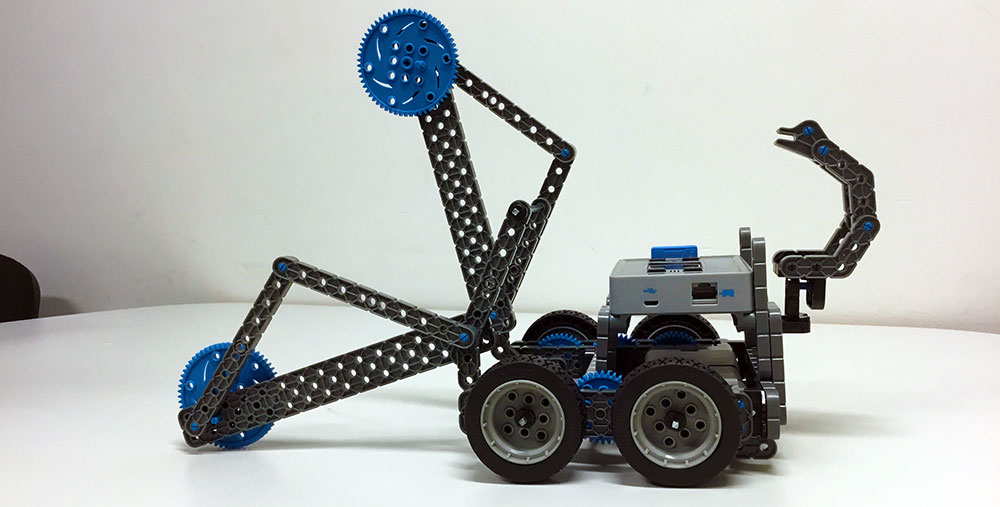 Vex IQ Robots